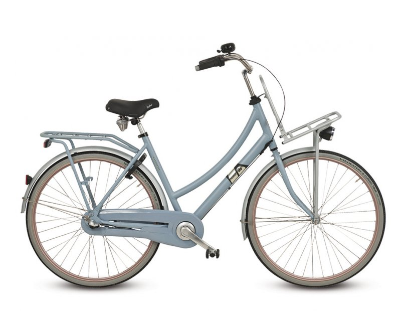 Sparta Pick-Up Plus Damesfiets 49cm 3V - Blauw