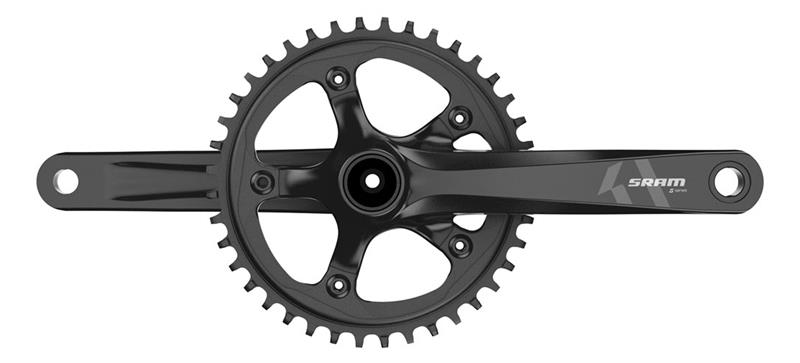 Sram Apex 1 S350 BB30 11V 172.5mm 42T - Zwart