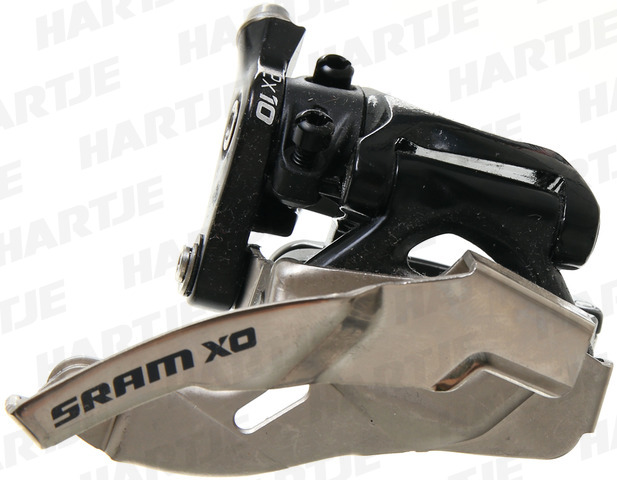 Sram XO Voorderailleur Low Clamp 31.8 mm 34T Down Pull