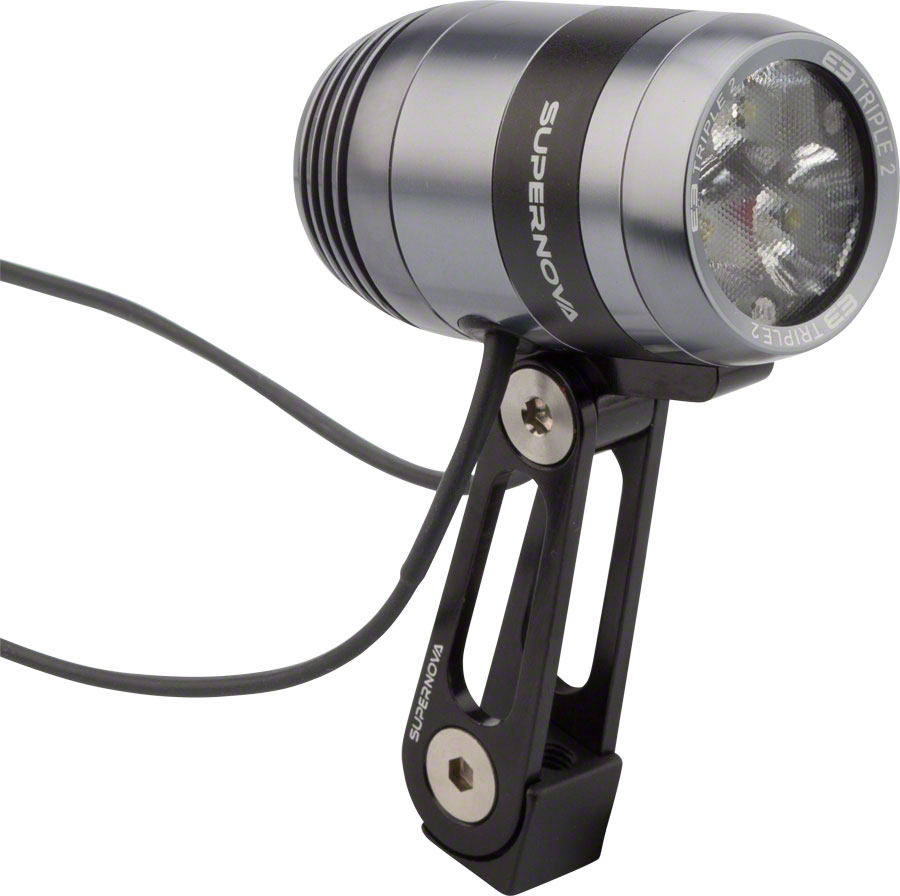 Supernova Koplamp E3 Pro2 Led - Grijs