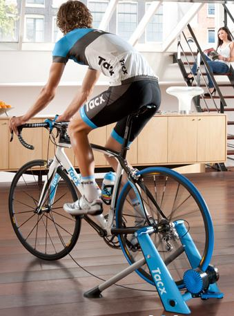 Tacx Trainer Blue Matic T2650