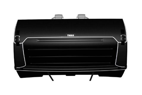 Thule Cargo Box BackSpace 300L 680x465x1380mm Vouwbaar