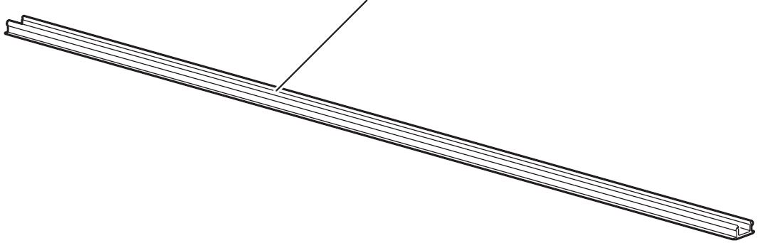 Thule Cover Strip Lower Wingbar 52105