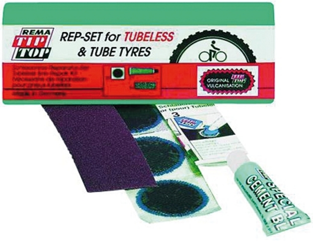 Tip-Top Tubeless Reparatieset