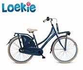 Loekie Country Meisjesfiets