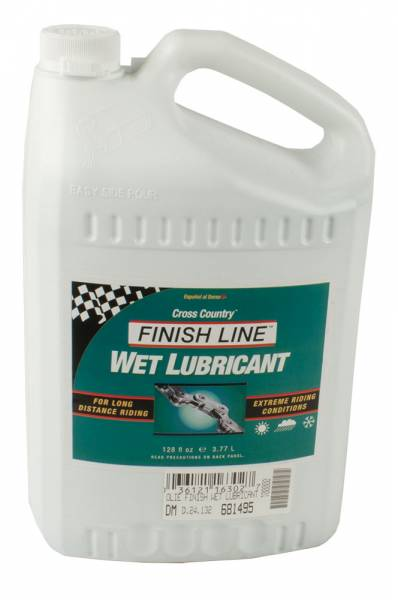 Finish Line Wet Lubricant Cross Can 3,75 Liter