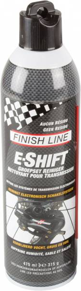 Finish Line Ontvetter E-Shift - 475ml