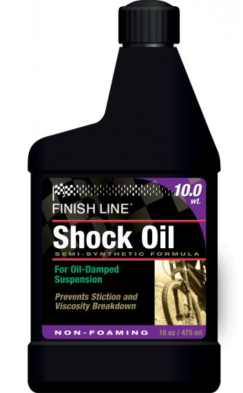 Finish Line Voorvork Olie 10WT 475ml