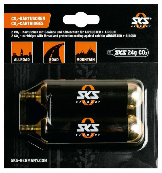 SKS Co2 Patroon 24g tbv Airgun (2)