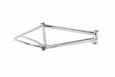 Haro Frame Lineage 21 Inch - Chroom