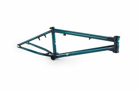Haro Frame Lineage 21 Inch - Teal Blauw