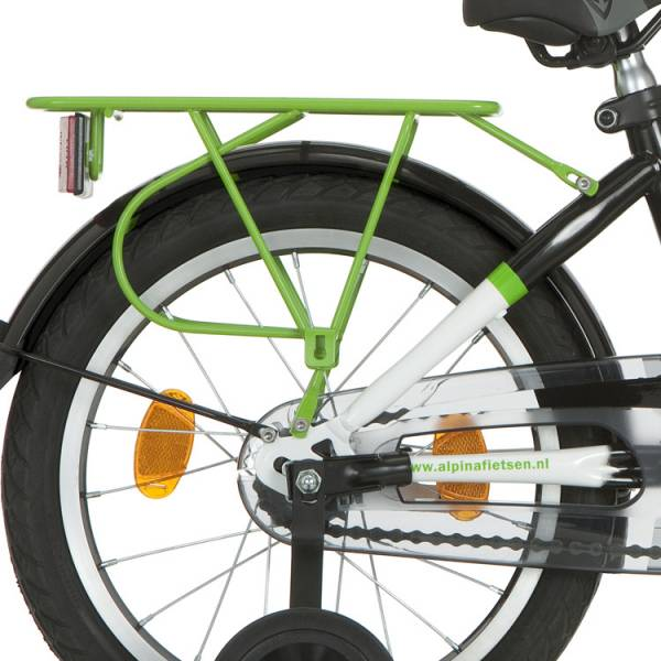 Alpina Yabber Bagagedrager 18 Inch - Groen