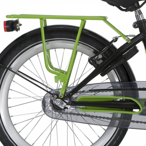 Alpina Bagagedrager GirlPower 22 Inch Lime Groen