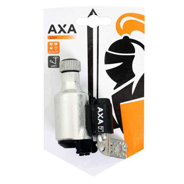 Axa Dynamo 8201 Links - Zilver