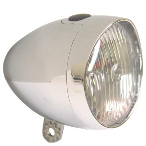 Smart fietskoplamp Move BL112 led chroom