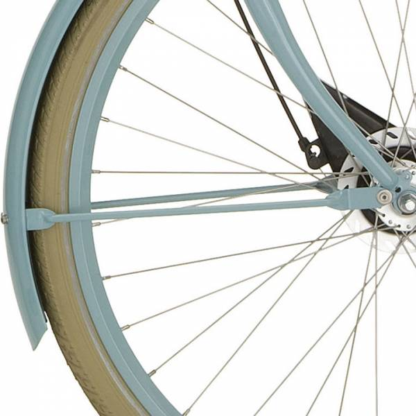 Cortina Spatbordstang Voor 28 Inch tbv U1 - Turquoise