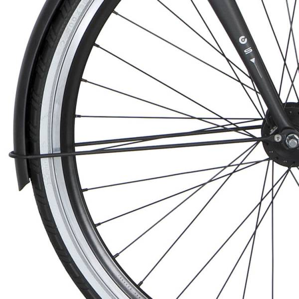 Cortina U4 Transport Spatbordstang 28 Inch 350mm - Graphite