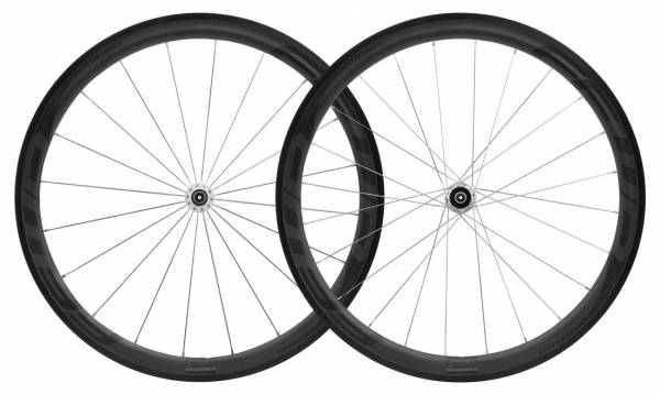 FFWD F4R FCC Special Wielset Clincher DT240S SH 11V - Chroom