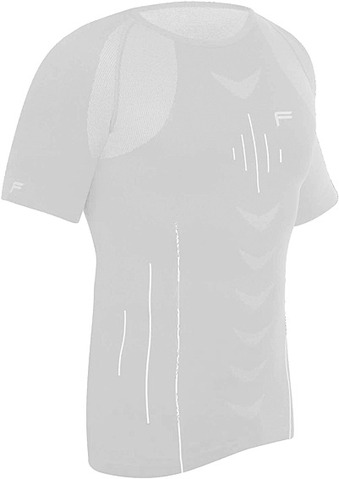 Fuse Ondershirt KM Megalight 140 Heren Wit - XL
