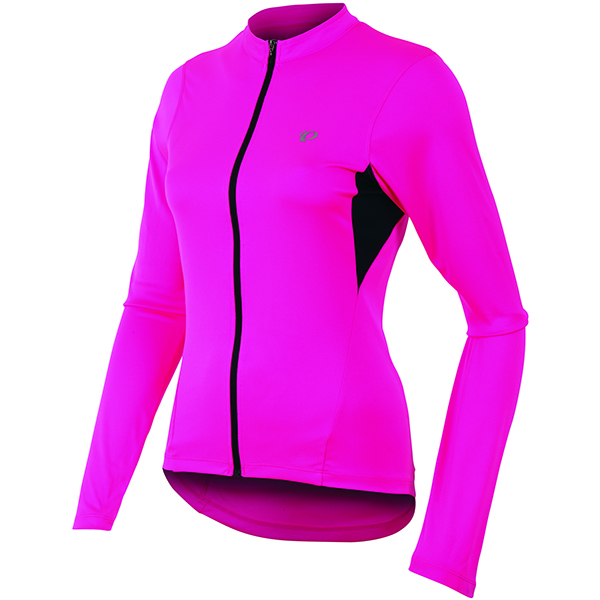 Pearl Izumi Dames Shirt Select LM Roze - Maat S