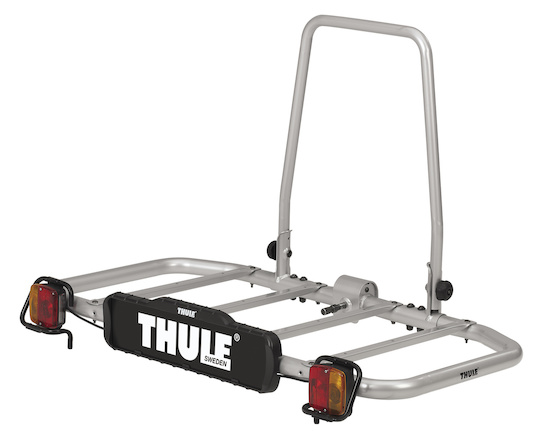 Thule Box drager Easy Base 7 pin Zilver