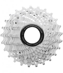 Campagnolo Chorus Cassette 11 Speed 12-27 Tands