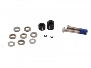 Avid Spacer Kit tbv. PM Rem Ø160mm Achter / Ø180mm Voor