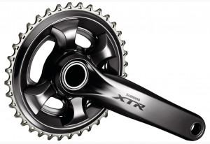 Shimano Crankstel XTR M9020 11V 170mm Steek 96mm - Zwart