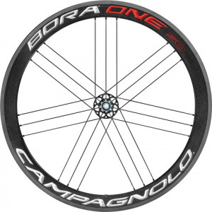 Campagnolo Bora One 50 Achterwiel HG Full Carbon  -Tubular