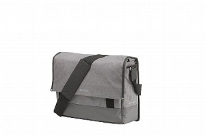Gazelle Basil Urban Fold Messenger Bag - Grijs