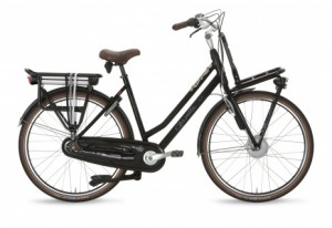 Gazelle Damesfiets Miss Grace C7 HF E-Bike 59cm 7V Zwart