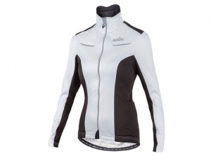 Nalini Pink Windjack Dames Winter 15 Zwart/Wit - Maat S