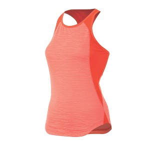 Pearl Izumi Dames Running Top Flash Rood/Rood - Maat XL