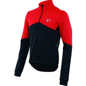 Pearl Izumi Dames Shirt LM Elite Thermal Rood - Maat S