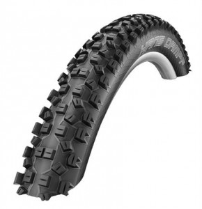 Schwalbe Buitenband Hans Dampf 26 x 2.35 Vouwb. TL-Easy