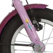 Alpina Voorvork Girlpower 12 Inch - Roze