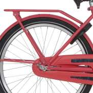 Alpina Bagagedrager Cargo 20 Inch Rood