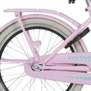 Alpina Bagagedrager Clubb 20 Inch Roze
