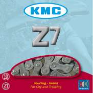 KMC Fietsketting Z7 Brown
