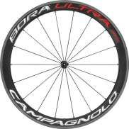 Campagnolo Bora Ultra 50 Voorwiel Full Carbon - Bright