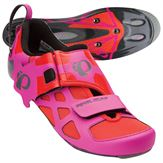 Pearl Izumi Schoenen Tri Fly V Carbon Dames Roze/Rood - 37