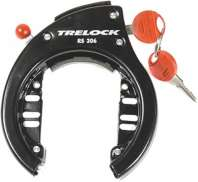 Trelock Ringslot RS306 AZP Pletscherplaat Bevestiging