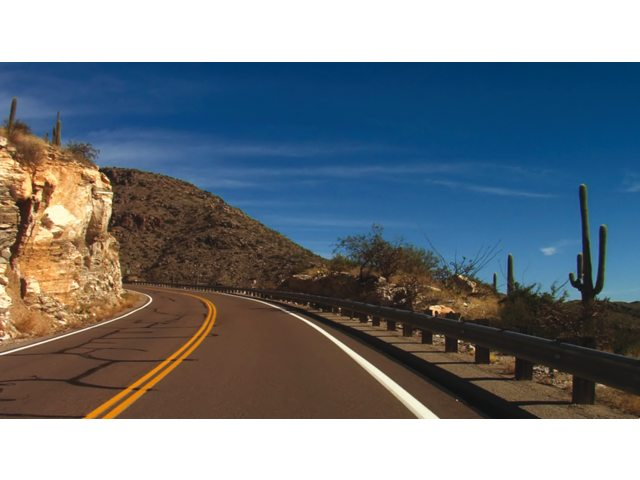 Tacx Trainings DVD T1956.60 Arizona Climbs USA
