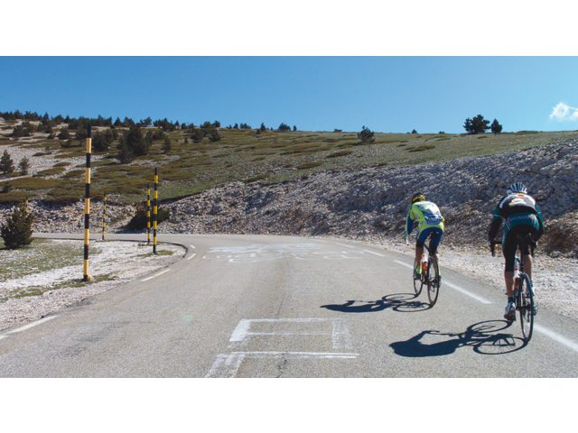 Tacx Trainings DVD T1956.68 Mont Ventoux France 2011