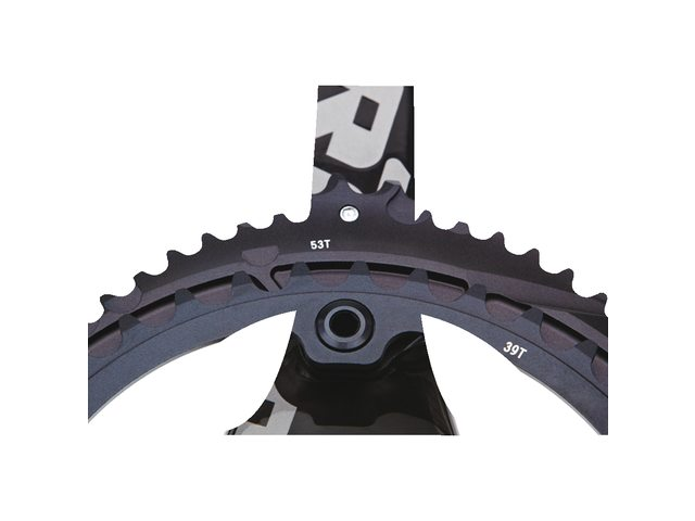Sram Crankstel RED 39/53T BB30 10Speed 175mm Carbon