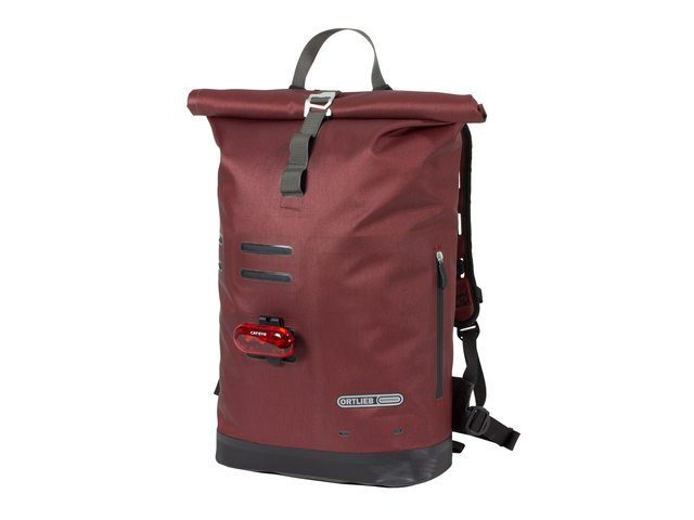 Ortlieb Rugzak Commuter Daypack City R4102 - Chili Rood