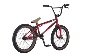Haro BMX Boulevard 20 Inch / 20.5 Inch TT - Gloss Candy Rood