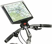 Bicycle Map Holder