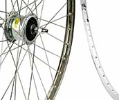 City Bike Bicycle Wheel & Rim
