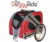 DoggyRide Bicycle Trailers